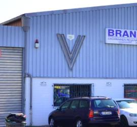 BRANDT Edelstrahldach GmbH